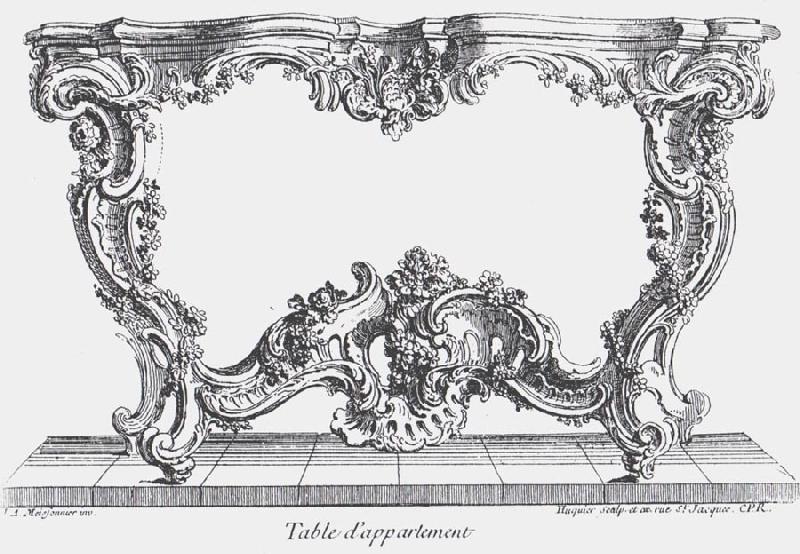 Rococo Style of Natura...